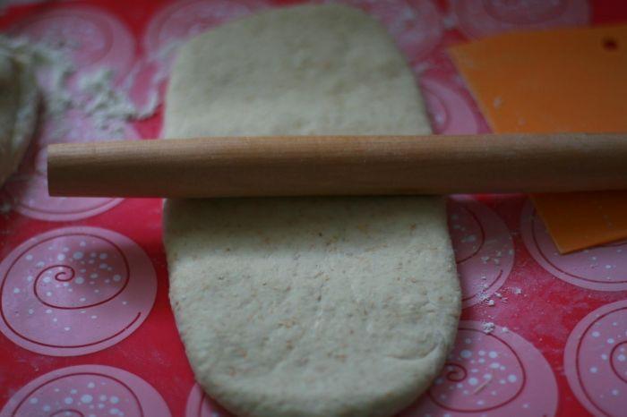 燕麦橄榄油吐司的做法第4步图片步骤 www.027eat.com