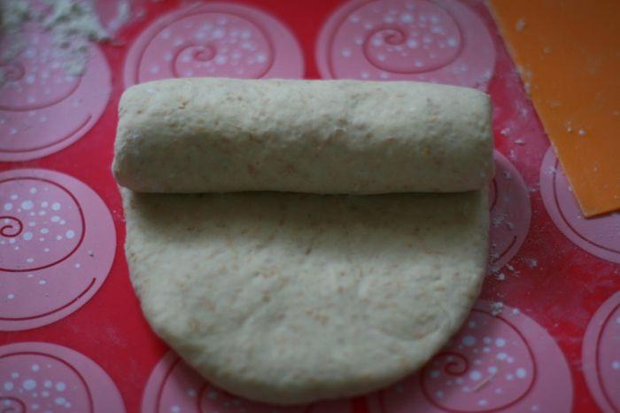 燕麦橄榄油吐司的做法第5步图片步骤 www.027eat.com