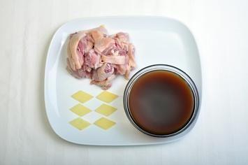 黄酒焖鸡的做法第1步图片步骤 www.027eat.com