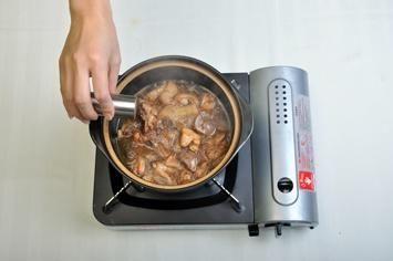 黄酒焖鸡的做法第4步图片步骤 www.027eat.com