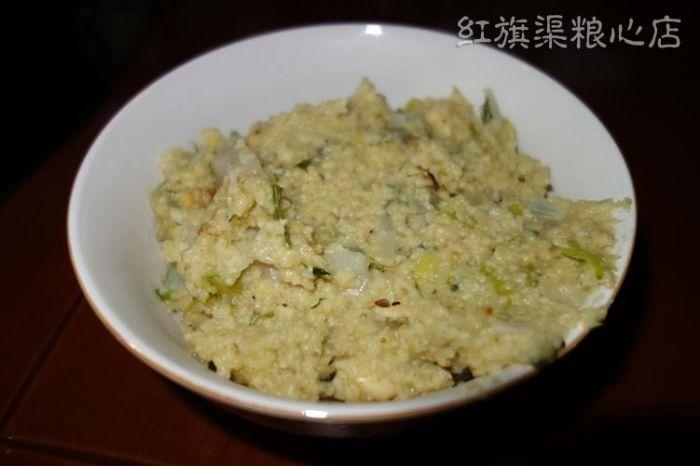 小米稠饭的做法