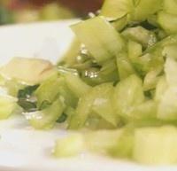 开洋火腿菜泡饭的做法第1步图片步骤 www.027eat.com