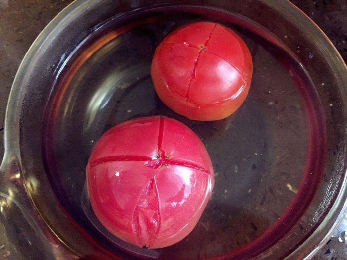 番茄蔬菜肉酱蝴蝶面的做法第2步图片步骤 www.027eat.com