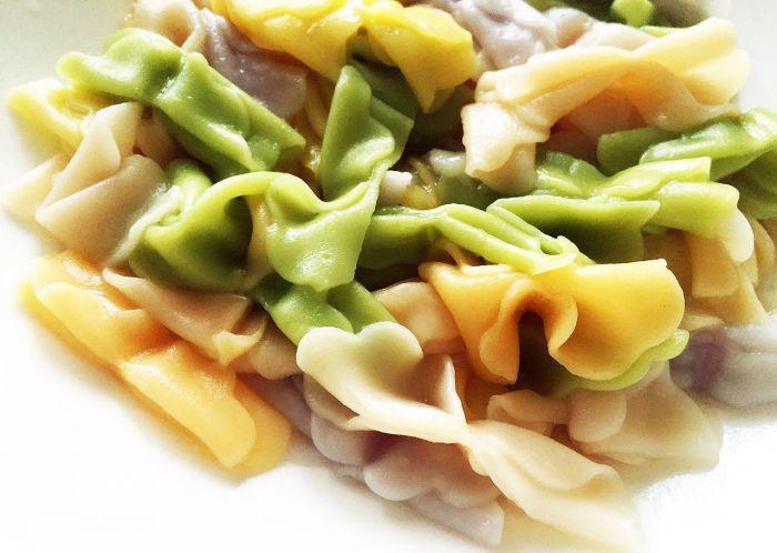 番茄蔬菜肉酱蝴蝶面的做法第15步图片步骤 www.027eat.com