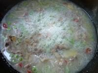 毛豆煮土鸭的做法第2步图片步骤 www.027eat.com