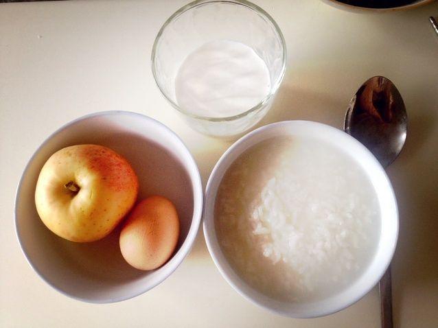孕妇早餐14W+4的做法