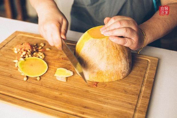南瓜糯米小米粥的做法第2步图片步骤 www.027eat.com