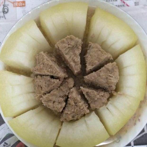 清蒸冬瓜盅的做法