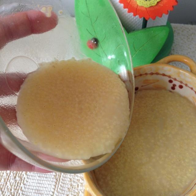 小米粥的做法第7步图片步骤 www.027eat.com