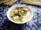 豆笋黄花排骨汤的做法图解,如何做,豆笋黄花排骨汤怎么做好吃详细步骤