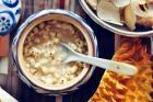 海底椰榴莲薏米汤的做法