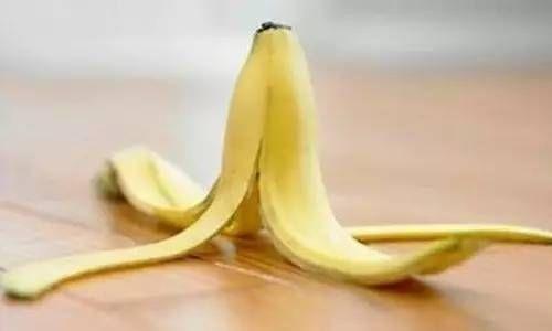 你平时扔掉的香蕉皮用来煮水竟然有这么多好处