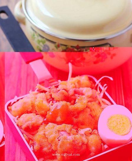 酥炸海蛎子的做法