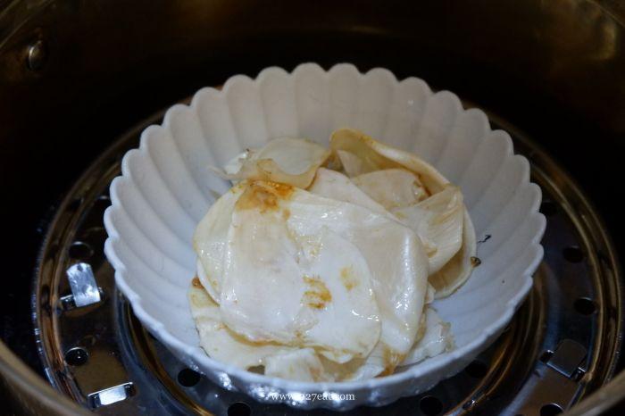玫瑰牛奶炖花胶的做法的做法