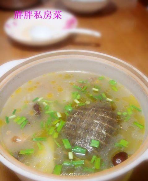 清炖甲鱼的做法