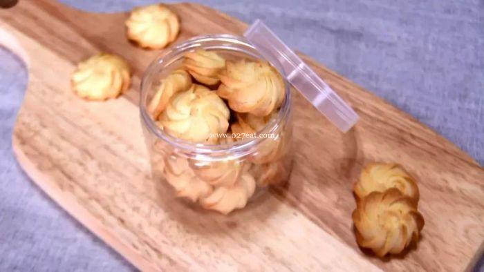 原味曲奇饼干的做法