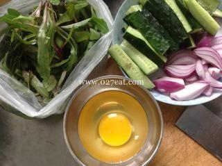 野菜豆腐卷的做法第1步图片步骤 www.027eat.com