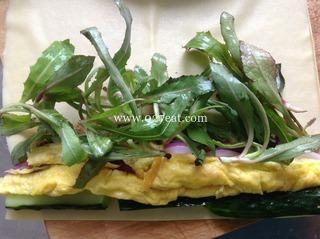 野菜豆腐卷的做法第3步图片步骤 www.027eat.com
