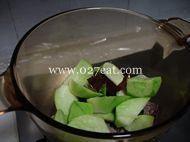 青萝卜煲老鸭汤的做法第12步图片步骤 www.027eat.com