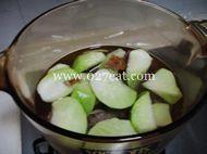 青萝卜煲老鸭汤的做法第13步图片步骤 www.027eat.com