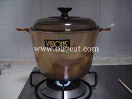 青萝卜煲老鸭汤的做法第15步图片步骤 www.027eat.com