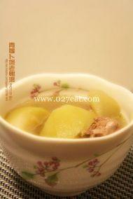 青萝卜煲老鸭汤的做法第18步图片步骤 www.027eat.com