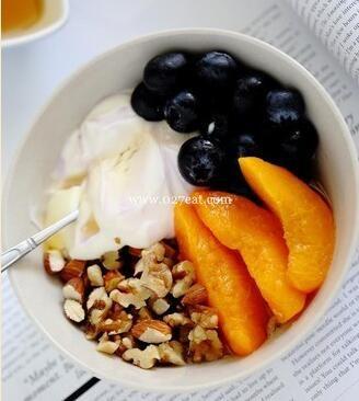 苹果汁早餐燕麦粥的做法