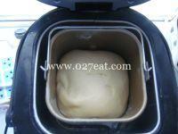 香肠葱香面包的做法第5步图片步骤 www.027eat.com
