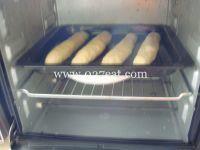 香肠葱香面包的做法第10步图片步骤 www.027eat.com