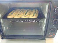 香肠葱香面包的做法第15步图片步骤 www.027eat.com