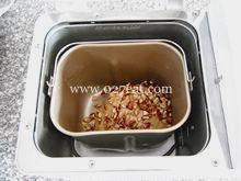枣香黑糖吐司的做法第9步图片步骤 www.027eat.com