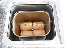 枣香黑糖吐司的做法第19步图片步骤 www.027eat.com
