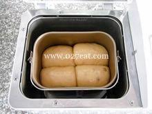 枣香黑糖吐司的做法第20步图片步骤 www.027eat.com