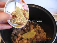 红焖羊肉的做法第10步图片步骤 www.027eat.com
