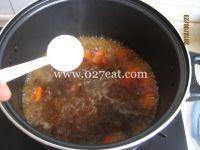 红焖羊肉的做法第18步图片步骤 www.027eat.com