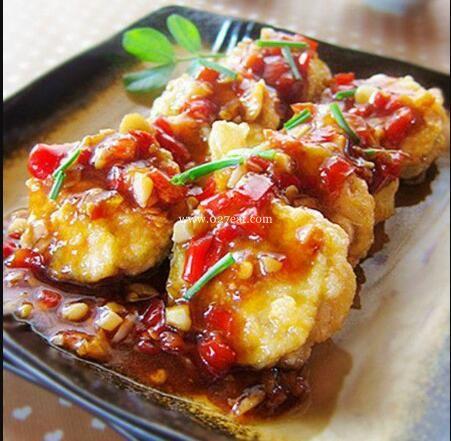 鱼虾小茄的做法