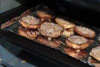 香菇烤肉的做法第7步图片步骤 www.027eat.com