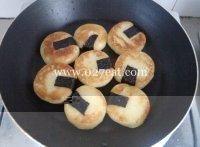 日式煎海苔土豆饼的做法第7步图片步骤 www.027eat.com
