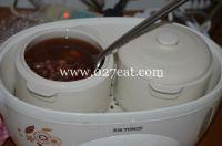 红豆薏米水的做法第7步图片步骤 www.027eat.com