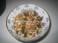 五豆杂粮饭的做法第1步图片步骤 www.027eat.com