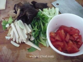 西安小炒泡馍的做法第15步图片步骤 www.027eat.com