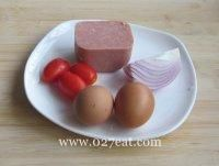 煎蛋卷的做法第1步图片步骤 www.027eat.com