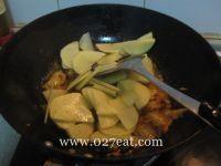 五花肉炒土豆片的做法第5步图片步骤 www.027eat.com