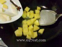清烧土豆块的做法第4步图片步骤 www.027eat.com