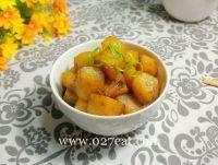清烧土豆块的做法第8步图片步骤 www.027eat.com