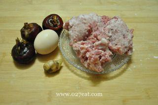 马蹄猪肉水饺的做法第1步图片步骤 www.027eat.com