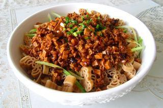 香菇酱意粉的做法