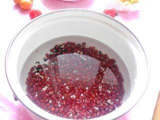 红豆枣子汤的做法第1步图片步骤 www.027eat.com