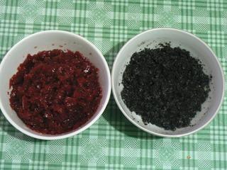 黑芝麻山楂汤圆的做法第4步图片步骤 www.027eat.com