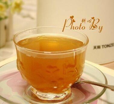 双花山楂茶的做法的做法